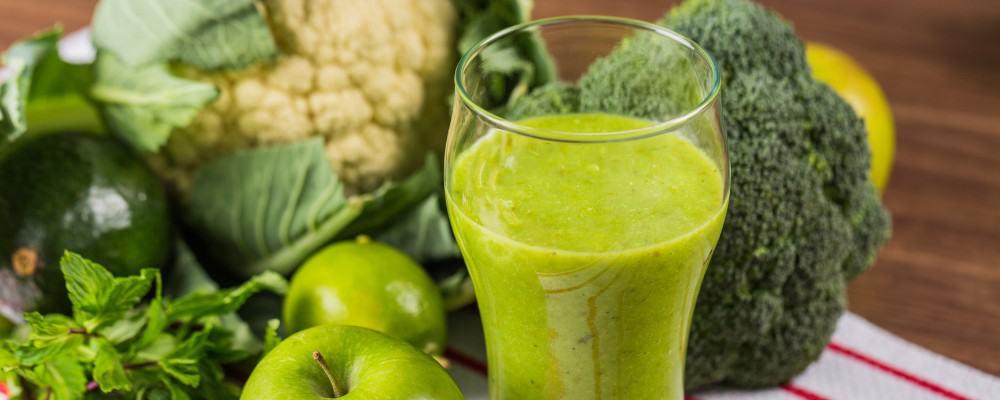 Juice nutrition