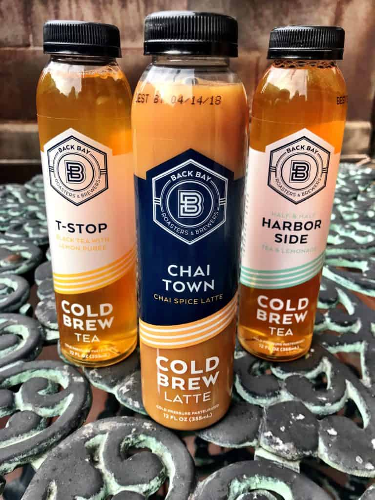 Back Bay Roasters Cold Brew
